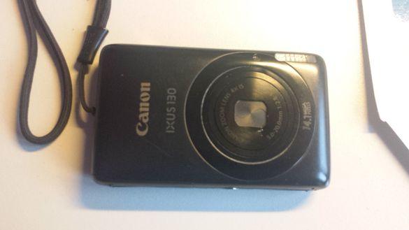 Продавам Canon IXUS 130 цифров фотоапарат 14.1 mр
