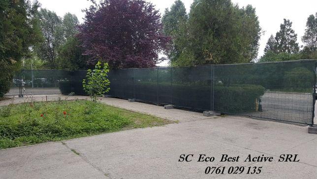 Inchirieri Garduri Mobile - Panou Mare (3,5x2m) - Bucuresti, Sect 3