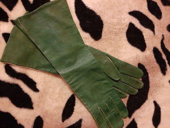 Ръкавици естествена кожа