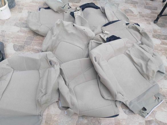 2010 Nissan Murano пълен комплект калъфи за седалки