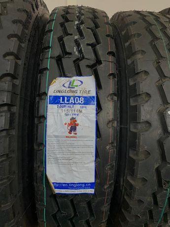 Грузовые шины LingLong 7,00 R16LT 12PR