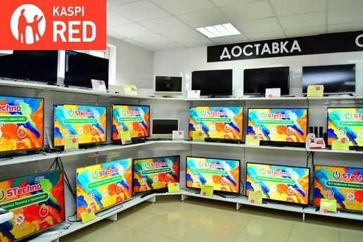 SMART телевизоры в магазине STechno !Рассрочка 12!KASPI RED!Гарантия