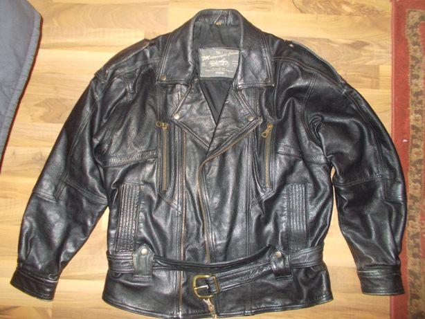 geaca moto piele naturala vintage,chopper,rock motorcycle company, 50