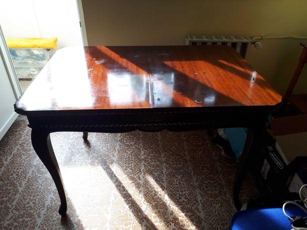 Vand 2 corpuri mobila veche din lemn pentru sufragerie model Ruxandra