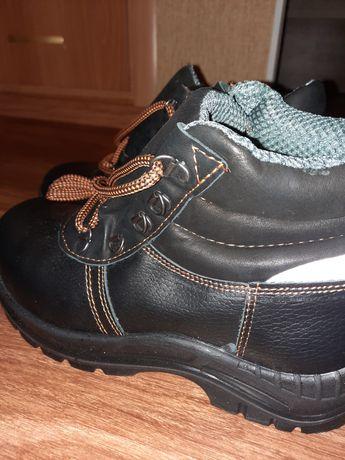 Рабочие ботинки!!!