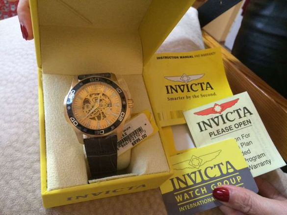 Часовник Invicta