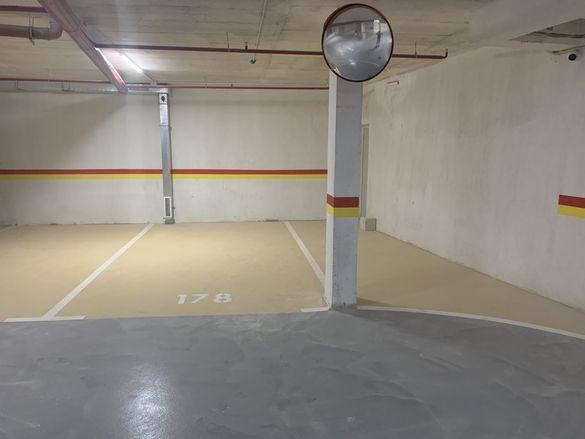 Паркомясто на ниво -2 в ж.к. Пловдив Сити Парк 2