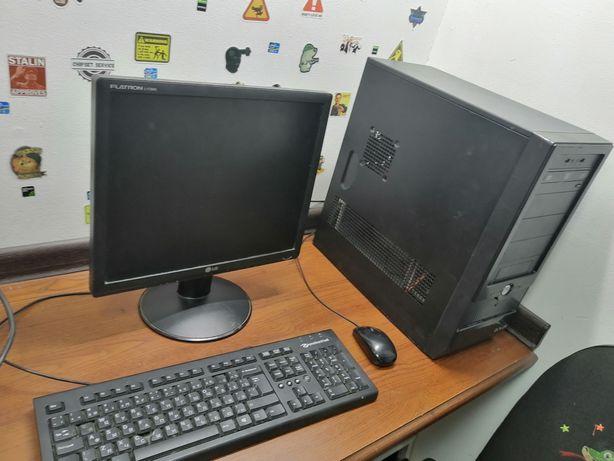 Компьютер, полный комплект