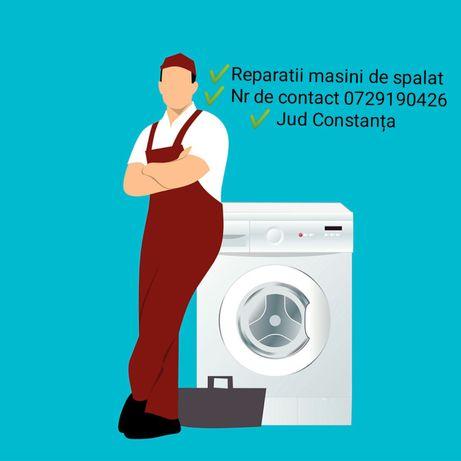 Curatare / Igenizare aer conditionat / reparatii masini de spalat