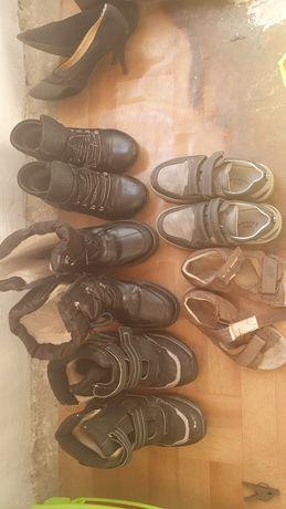 Обувь детская бесплатно можно