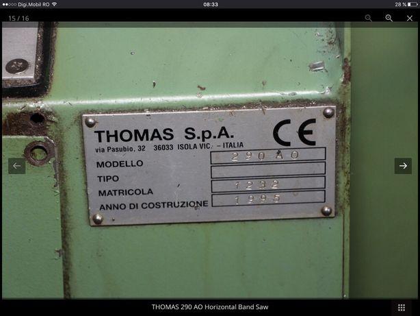 Fierăstrău mecanic automat THOMAS 290AO