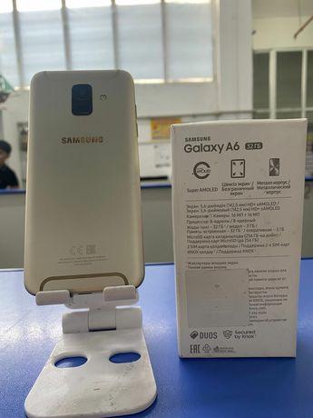 Samsung A6 32gb 35000 тенге
