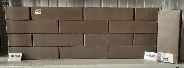 Продам кирпич облицовочный цвет шоколад