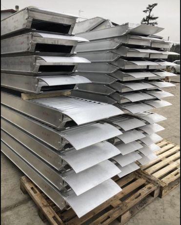 Rampe aluminiu noi