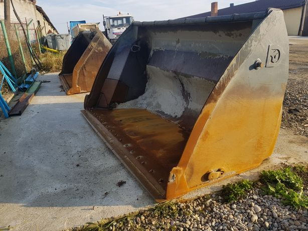 Vand 2 cupe JCB 456
