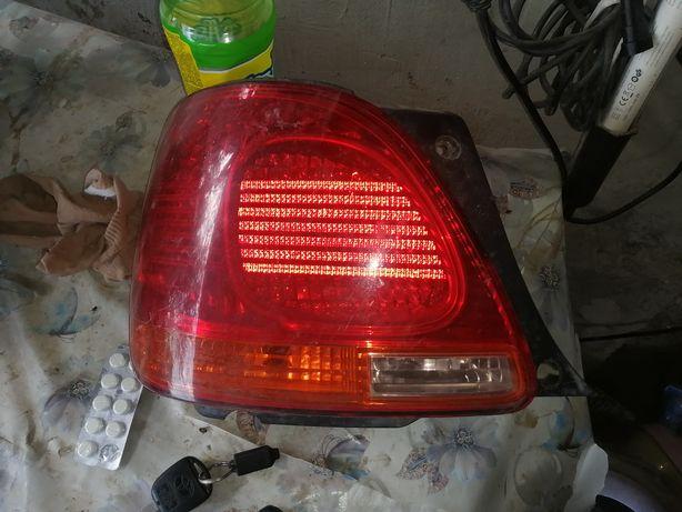 Gs 300 160 рестайлинг задний фонарь