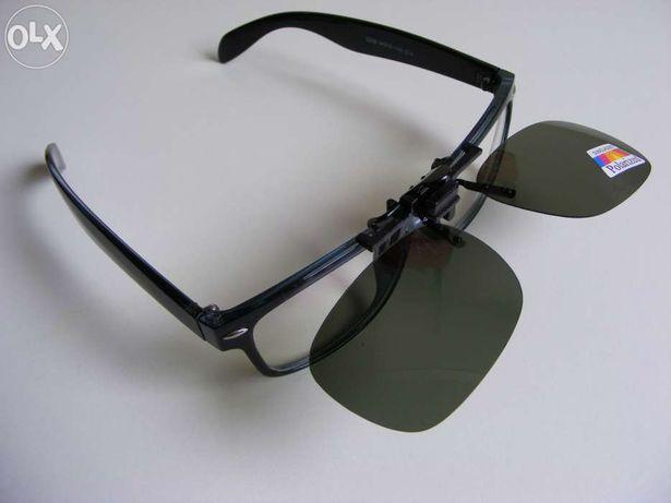 Ochelari de soare polarizati - Clip-on MARE Clips Polarizat