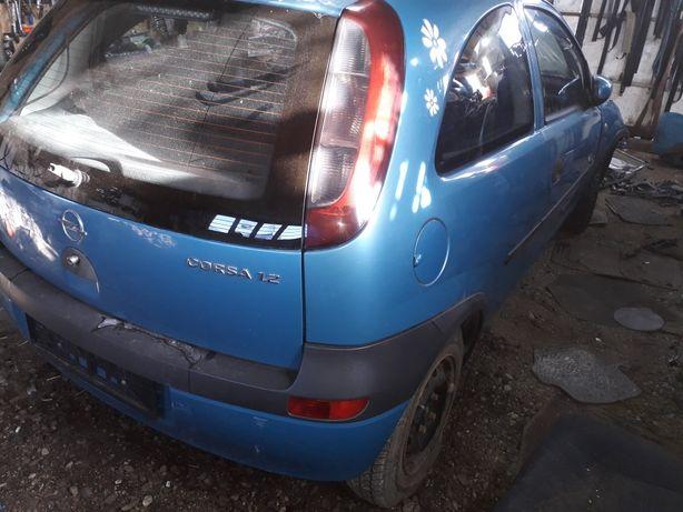 Opel corsa c 1.2benzina