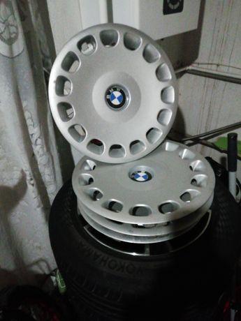 Продам колпаки на BMW R15 оригинал