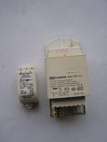 Дросел и ПЗУ за натриева или метал халогенна лампа 150W.