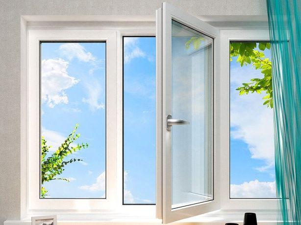 Пластиковые окна, двери, витражи, балконы и и. д.