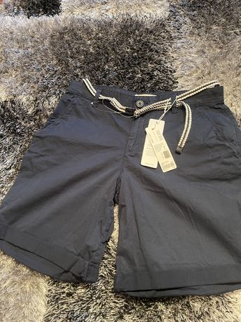 ESPRIT - Pantaloni cu buzunare pe Albastru