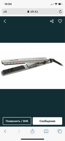 Выпрямитель для волос BaByliss Pro ,серый металлик