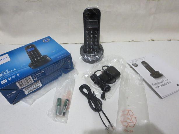 Продам новый беспроводной телефон Philips D1251B за 15500!