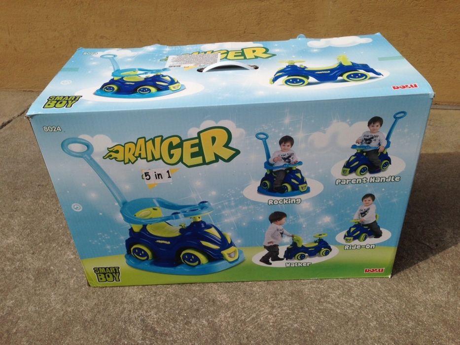 Jucărie Ranger 5 in 1 Smart Boy Rahau - imagine 1