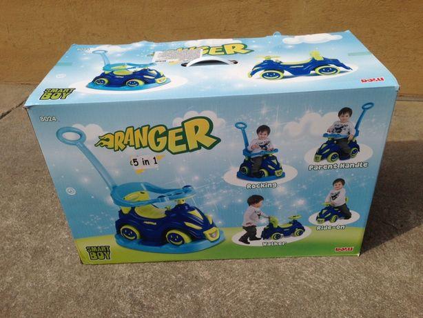 Jucărie Ranger 5 in 1 Smart Boy
