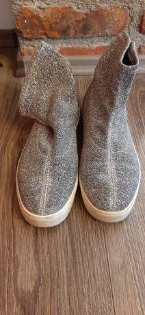 Ghete/pantofi tip soseta