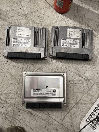 Calculator motor ecu bmw e46 318i 325i