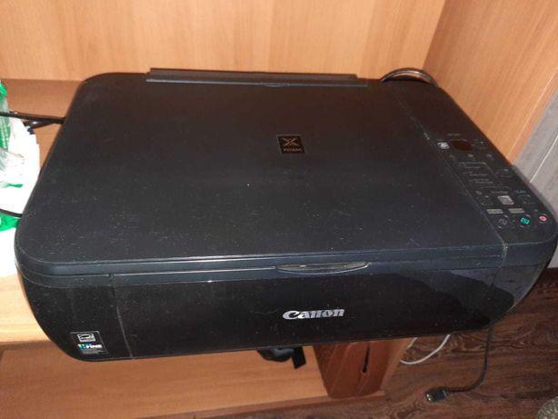 Принтер Canon 3 в 1 (струйный)