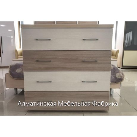 Комод (Алматинская Мебельная Фабрика)