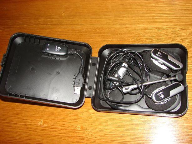 Casti audio Logitech H555 si adaptor USB A-5572A