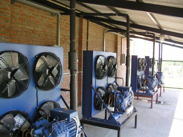 Ремонт Холодильных Морозильных камер в Алматы Шоковые камеры