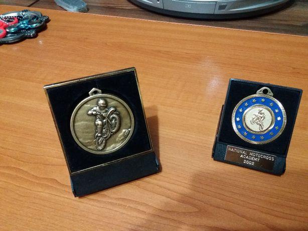 medalii motocross