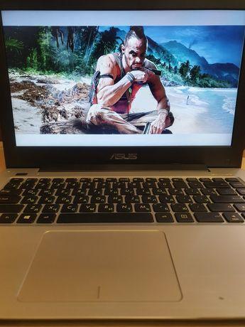 Ноутбук ASUS I3-7100u, 930mx.