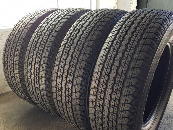 255/70/18 Bridgestone 4Броя: 330лв 8мм
