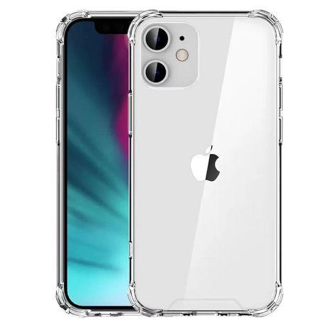 Прозрачен Силиконов Кейс за Apple iPhone 12 / 12 Pro / 12 Mini / Max