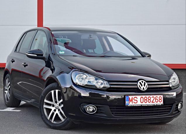 Volkswagen Golf 6 ~2009 ~Senzori Parcare ~GERMANIA ~1.4 Benzina