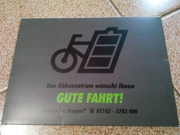 Промоция!Нови литиево йонна батерия за електрически велосипед , скутер