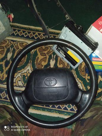 Руль от toyota surf/hiace/prado/windom/vista с airbag