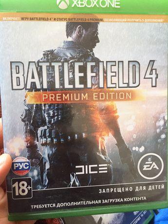 Battlefield 4 premium edition xbox