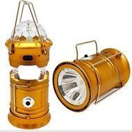 Къмпинг лампа