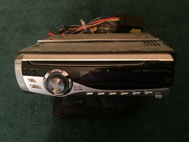 Radio CD player DEH-30MP Pioneer si 2 boxe
