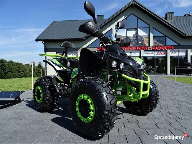 ATV 125cc Warrior Green Lemon Light, 2020 NOU import Germany+Garantie