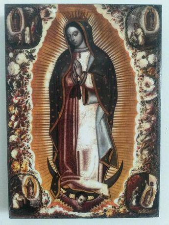 Икона на Девата от Гуадалупе /католическа/, icona Devata ot Guadalupe