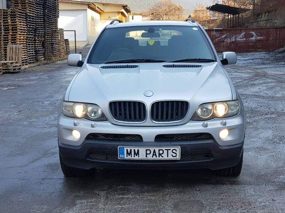 BMW X5 E53 Facelift 218к.с. автоматик НА ЧАСТИ !