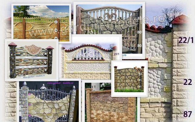 gard beton Iasi , placi prefabricate ,panouri beton , reduceri Iasi